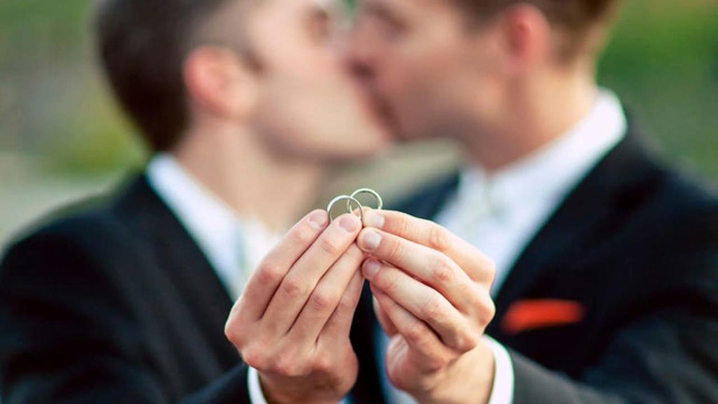 Same sex weddings, unique wedding ceremonies, LGBT, same sex marriage, marriage equality celebrant marrying gay couples